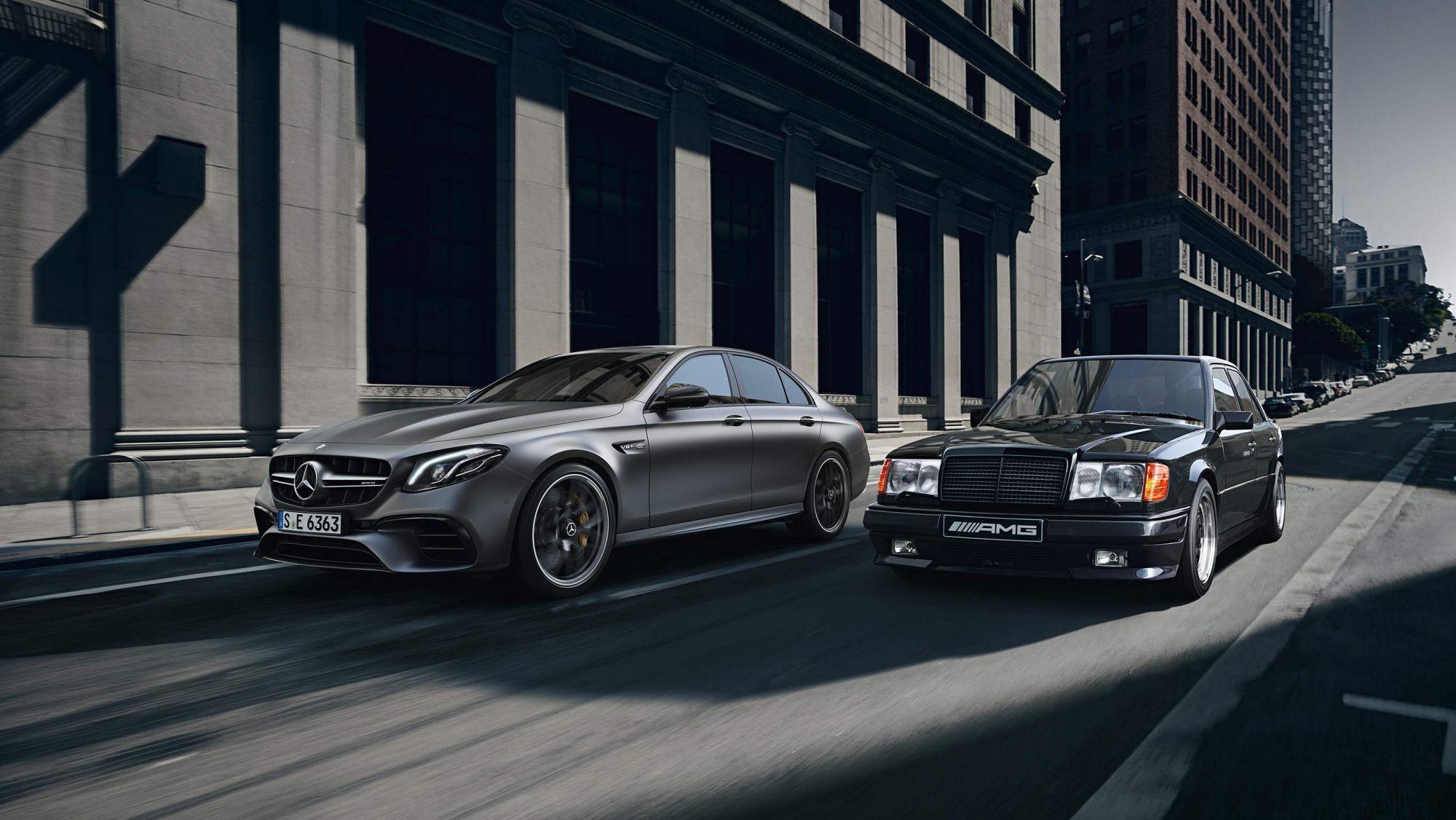 Світ Mercedes: 50 років Mercedes-AMG