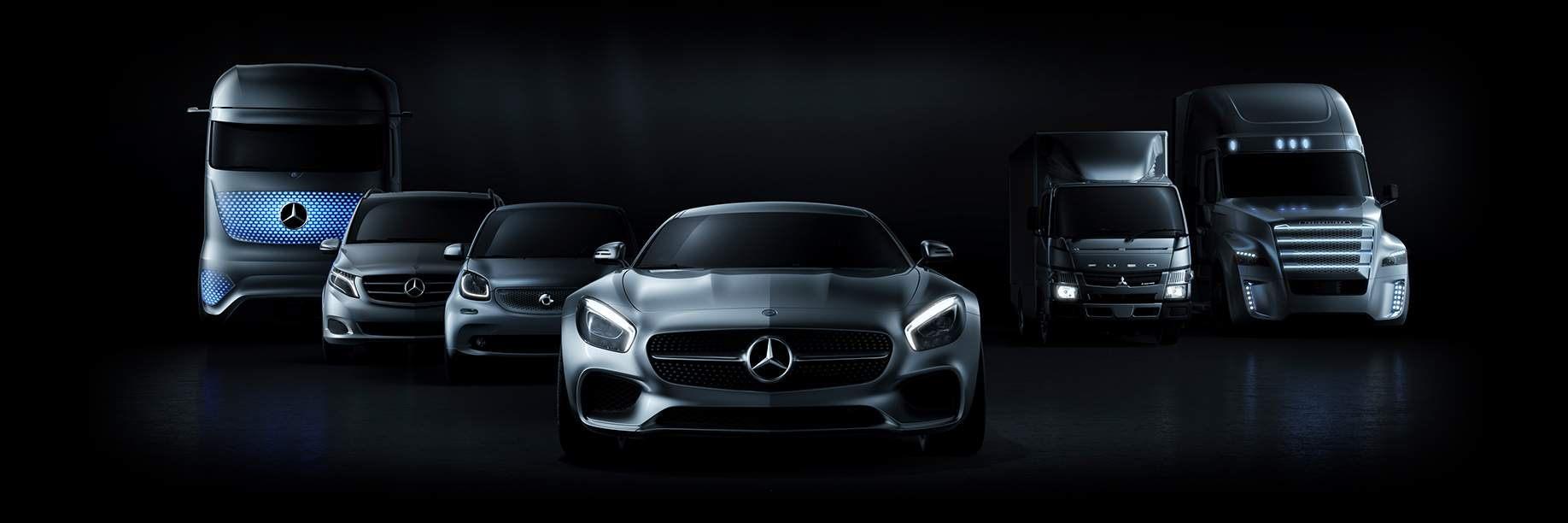 Світ Mercedes: Advanced Design Studio