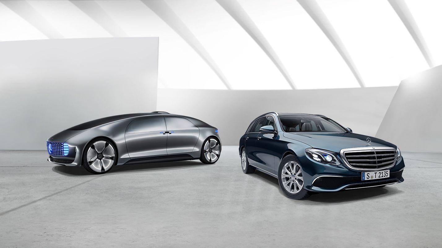 Світ Mercedes: Інновації