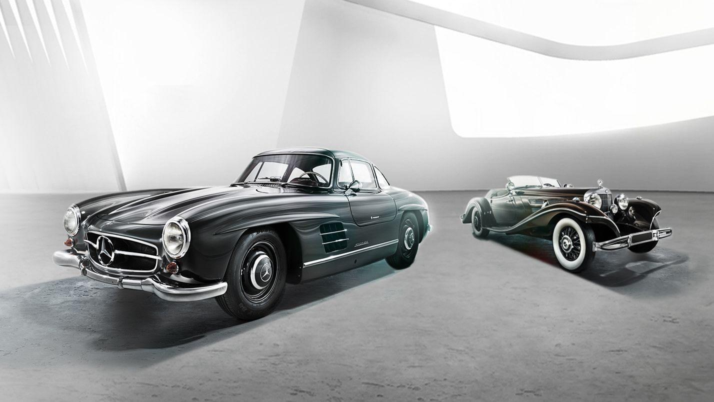 Світ Mercedes: Історія