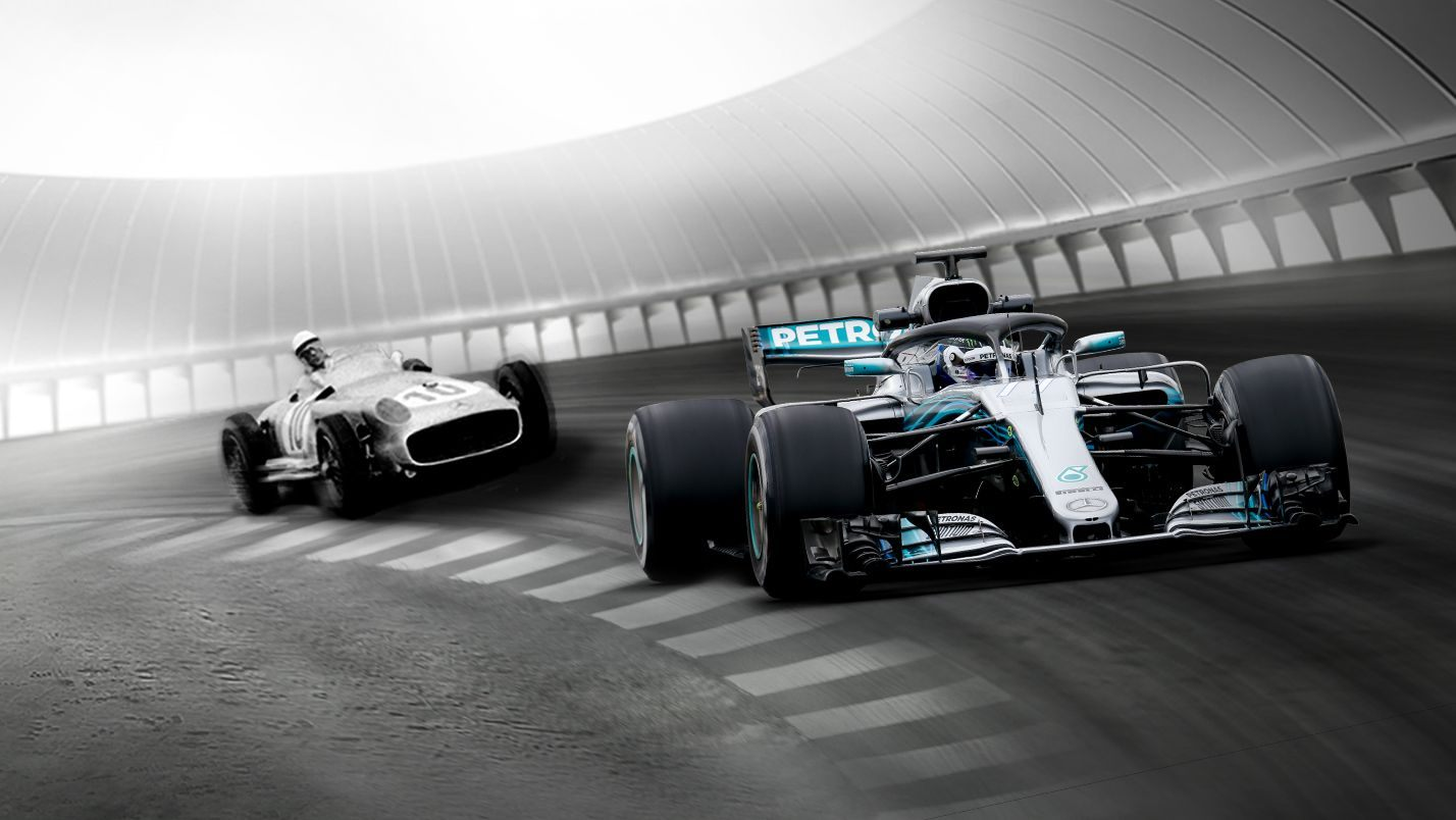 Світ Mercedes: спорт