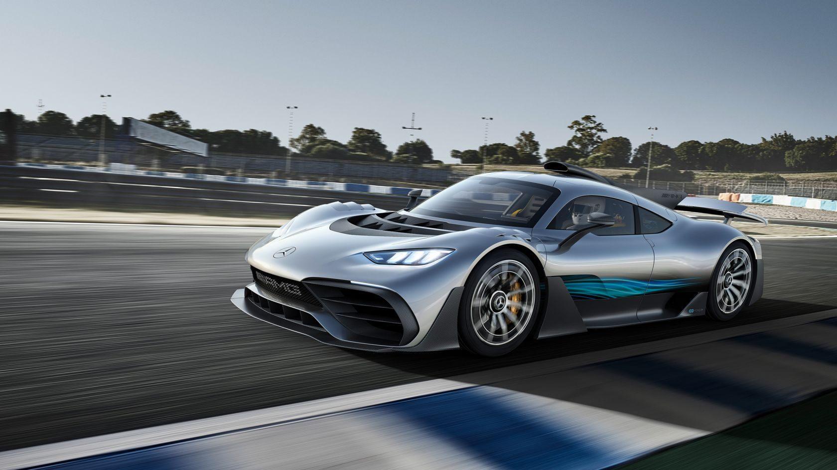 Світ Mercedes: Mercedes-AMG проект ONE