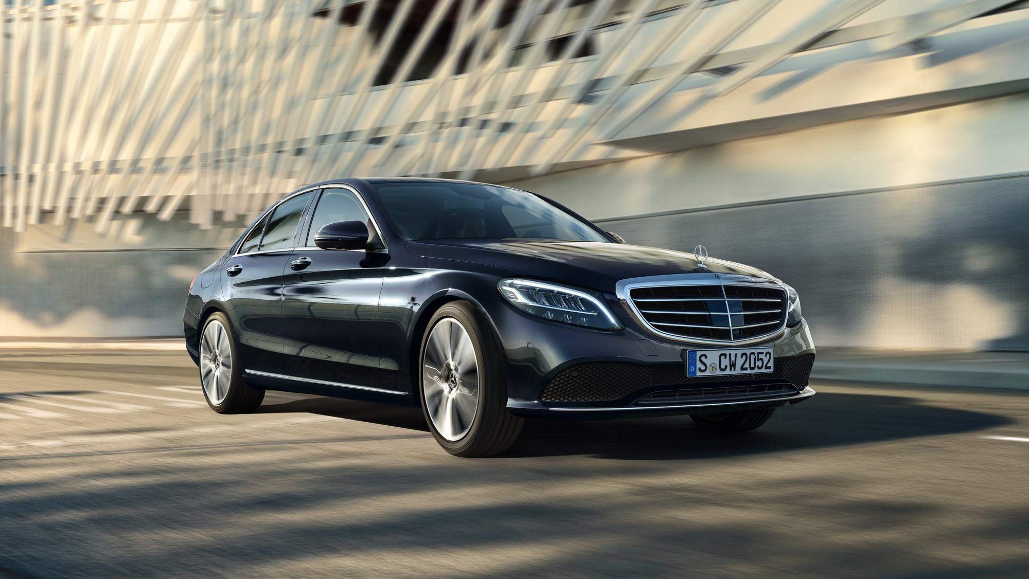 Mercedes-Benz C клас